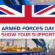 Armed Forces Day 13 Bridges Walk