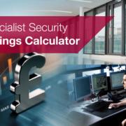 Security Savings Calculator