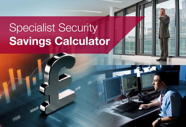 Company Security Savings Calculator